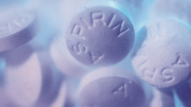 Can an aspirin a day keep cancer away?