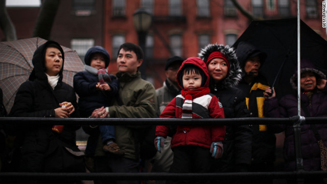 Asian population booming throughout U.S., Census says
