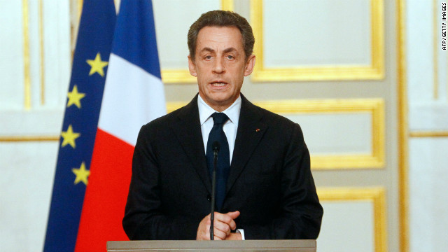 French President Nicolas Sarkozy on Wednesday tells representatives of French Jewish and Muslim communities: &quot;We must be united. We must give in neither to discrimination nor revenge.&quot;