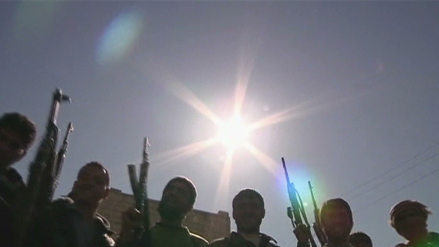 Siria ignora la petición de la ONU y continúa con los bombardeos