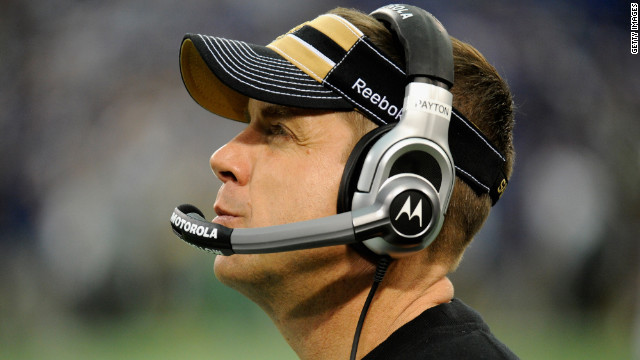 New Orleans head coach Sean Payton will remain suspended without pay for the entire 2012-2013 season.