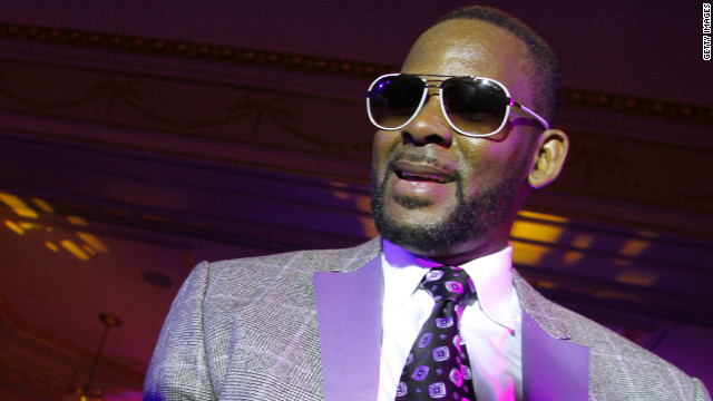 A planned party to promote R. Kelly's memoir