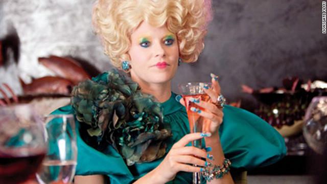 Elizabeth Banks on her impractical 'Hunger Games' costume ...  Elizabeth Banks...
