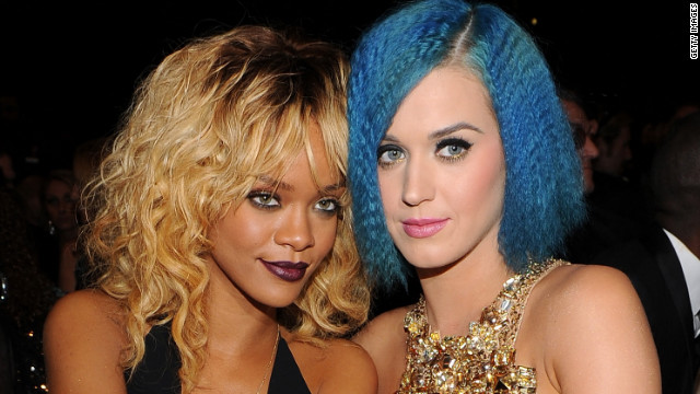 Katy Perry and Rihanna to collaborate?