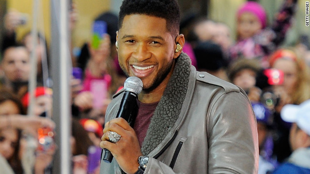 Usher gets down to fighting weight to play Sugar Ray Leonard