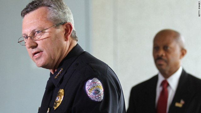 SANFORD POLICE CHIEF FIRED IN WAKE OF TRAYVON MARTIN CASE - CNN.com
