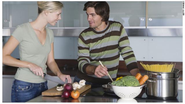cocina novio