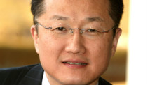 Jim Yong Kim, president of the World Bank