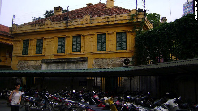 North Vietnam used Hoa Lo Prison, often referred to as the Hanoi Hilton, to house prisoners of war during the Vietnam War, including Sen. John McCain. The prison is now a museum and popular tourist spot in Hanoi.