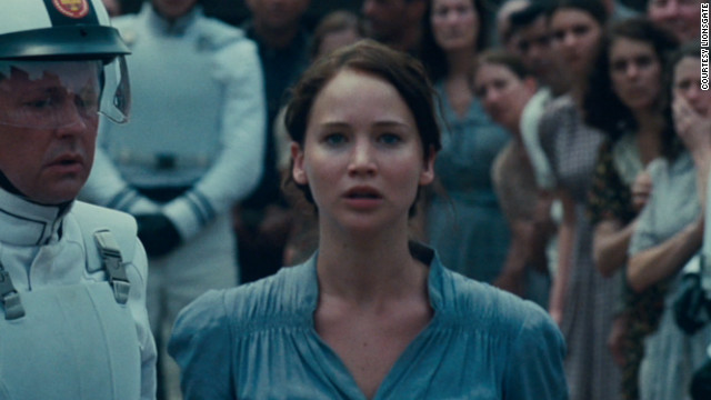 Release dates announced for 'Hunger Games' film 'Mockingjay'
