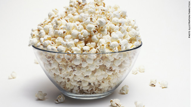 Study: Popcorn packed with antioxidants