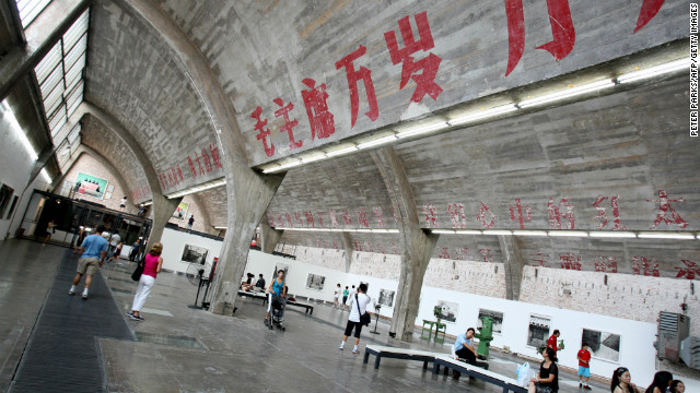 &quot;798 Art District&quot; is a Chinese contemporary art compound in the Dashanzi district of Beijing. The area is now a thriving arts hub.