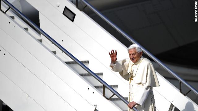 Benedicto XVI viaja a México y Cuba con un mensaje de esperanza