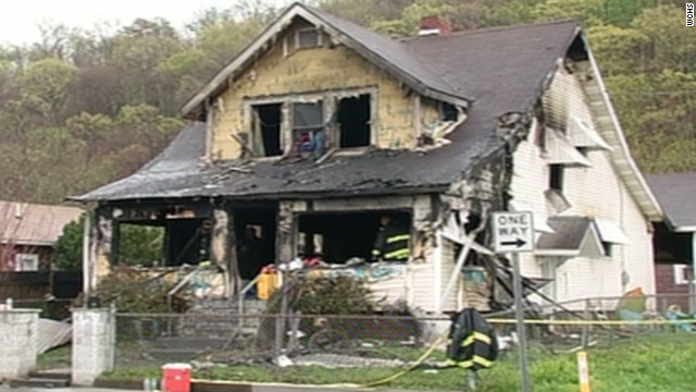 The Charleston Fire Department is working with police to investigate the deadly fire.