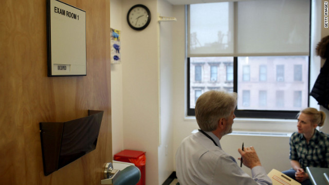 A health clinic in New York City.