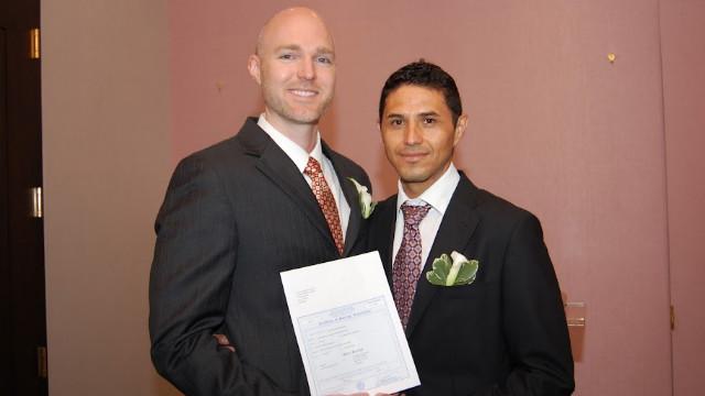 El apoyo al matrimonio del mismo sexo crece en EE.UU., según una encuesta