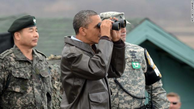 Corea del Norte no conseguirá nada con provocaciones, dice Obama