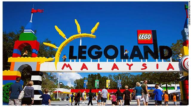 """""""Legolandia"""", a la conquista de Asia"""