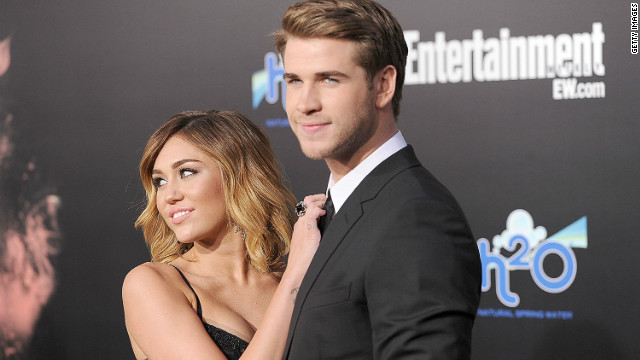 Is Miley Cyrus engaged?