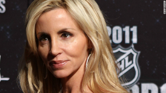 Camille Grammer: I wasn't fired from 'Real Housewives'