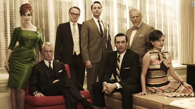 'Mad Men's' premiere celebrates the big 4-0