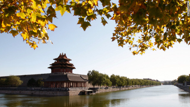 Built in 1416, the Forbidden City was the seat of supreme power until 1911.