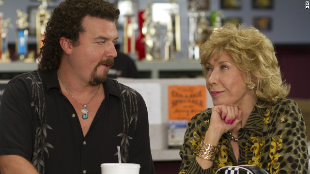 'Eastbound & Down': He gets it from his momma