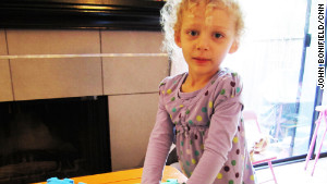 Health care reform and one little girl