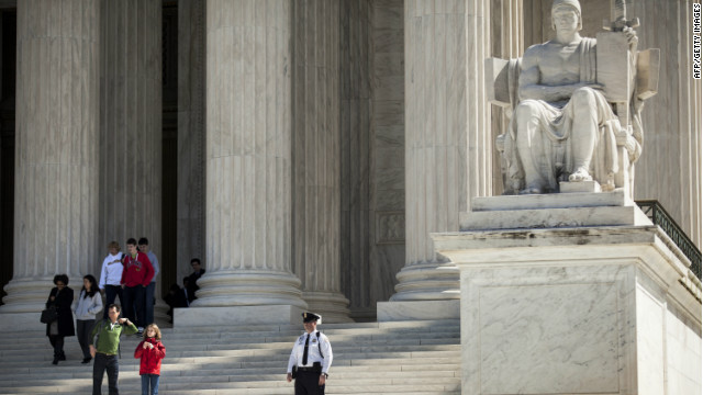 The U.S. Supreme Court is hearing oral arguments on the constitutionality of the health care law this week.