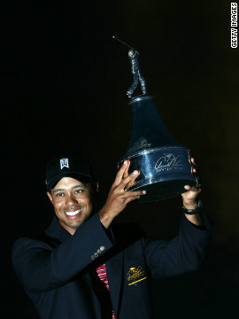 Wood sealed another one-shot win at Bay Hill in 2009, beating fellow American Sean O'Hair.