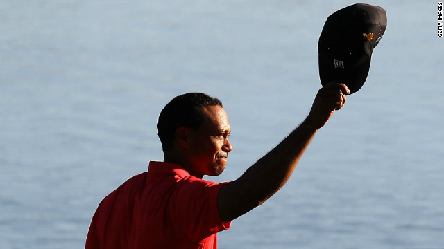 Tiger Woods\' Bay Hill victories