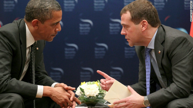 Lindsay: Was Obama playing Medvedev?