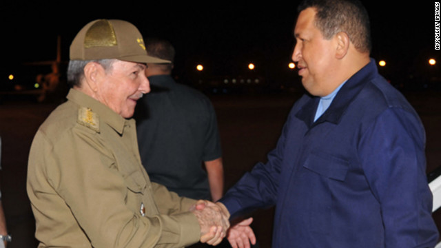 ¿En qué consiste la radioterapia de Hugo Chávez en Cuba?