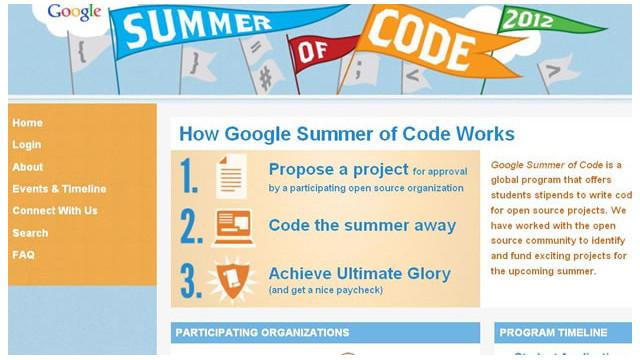 Google ofrece trabajo de verano a estudiantes de programación