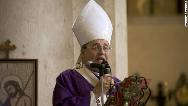 Once in a Castro labor camp, now Cuba's cardinal