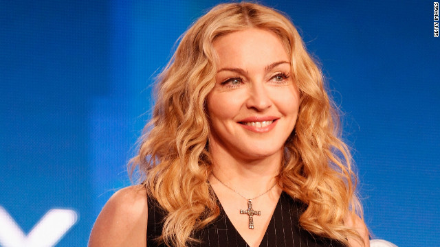 Madonna makes nice with Deadmau5