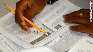 The SAT exam getting easier by 2016?