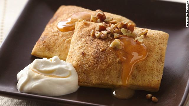 Pumpkin ravioli recipe wins million dollar prize in Pillsbury Bake-Off