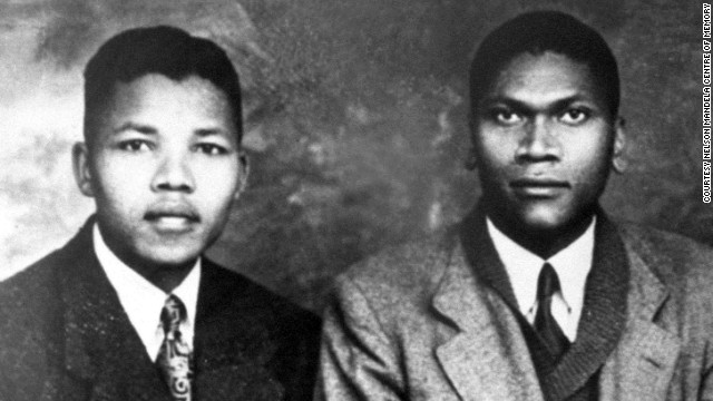 Mandela online archive: Portraits of a leader