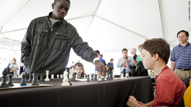 'Brooklyn Castle' students seek solutions 'for every problem on the chessboard'