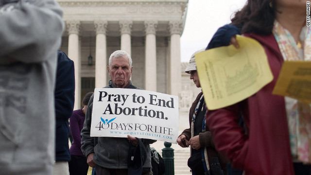 My Take: When evangelicals were pro-choice