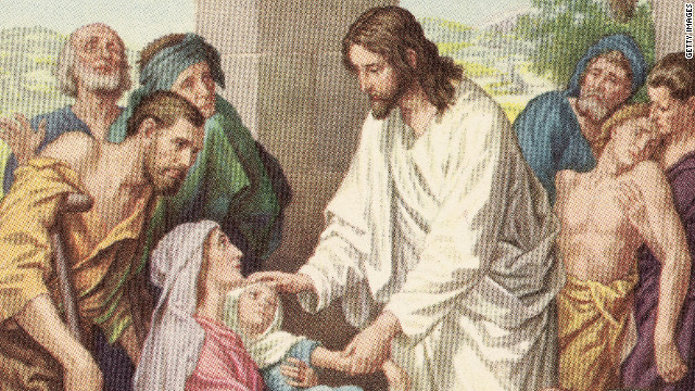 Would Jesus support health care reform?