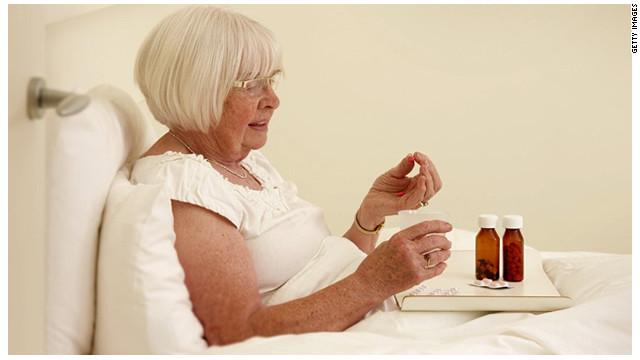 Las hospitalizaciones deterioran el conocimiento de los adultos mayores
