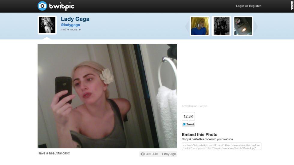 Los 26 años de Lady Gaga