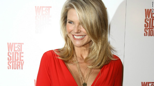 Christie Brinkley, Peter Cook battle it out on 'Today'