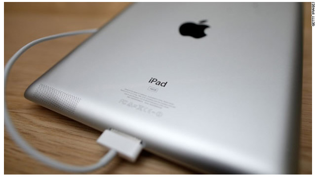 In a report Monday, Consumer Reports calls the new iPad 