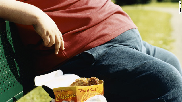 Obesity rate climbs for Mexican-Americans, study says