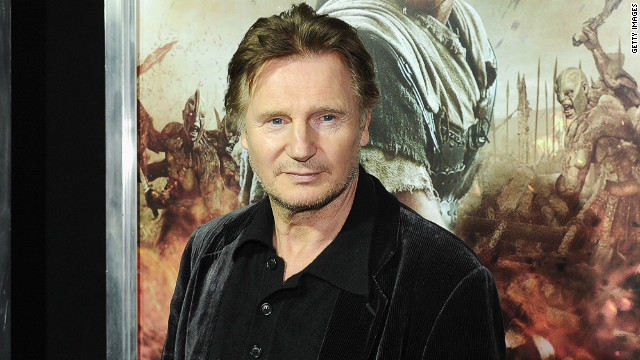 Liam Neeson talks 'Dark Knight Rises' appearance