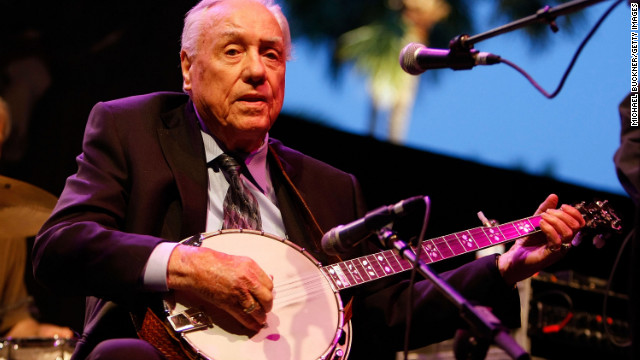 Bluegrass great EARL SCRUGGS dead at 88 - CNN.