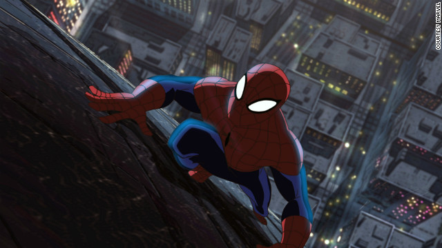 Spider-Man makes an &#039;Ultimate&#039; return to animation